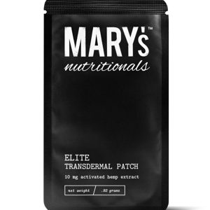 Marys Nutritionals CBD Transdermal-Patch